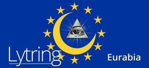 Animasjon, EU-logo, Islamsk sigd/måe, kvinneøye
