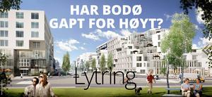 Fremtidsbilde av Bodø