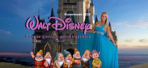 Disney, en reise gjennom gamle klassikere